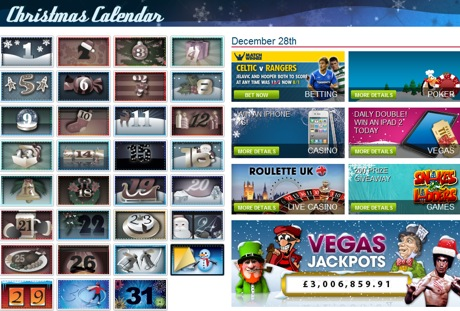 WH calendar december 2011