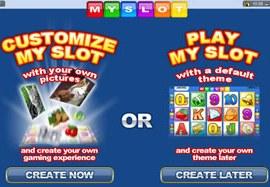 customize my slot