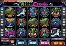 planet exotica slots