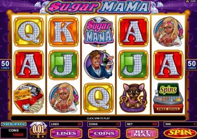 sugar mama slot