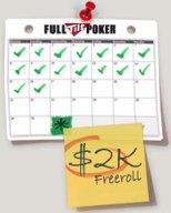 2K FTP Freeroll