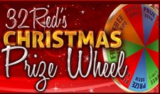 32red christmas prize wheel
