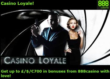 888 casino loyale