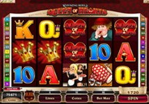 Rhyming Reels: Queen of Heart slot