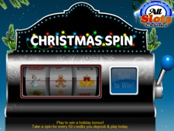 christmas spin