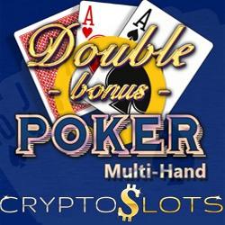 double bonus poker cryptoslots
