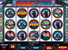 flight zone slot