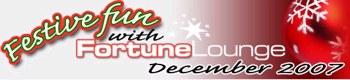 fortune lounge festive fun