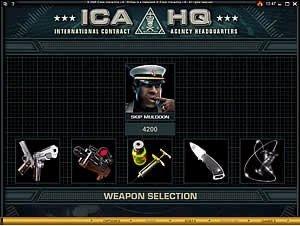 hitman weapon