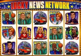 lucky star network slot