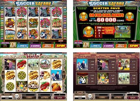 soccer safari voila new slots