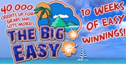 the big easy promo