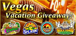 vegas vacation giveaway